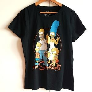 THE SIMPSONS T-Shirt Sz L NWOT - Holiday Gift Idea